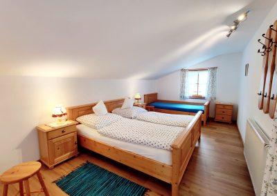 FeWo 1 - Schlafzimmer 2